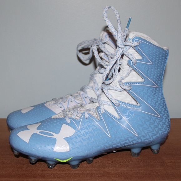e88c3615407b Under Armour Shoes | New Highlight Mc Football Cleats Blue | Poshmark
